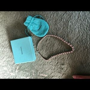 Authentic Tiffany & Co. Sterling Silver Necklace